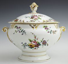 Porcelain Soup Tureens ~ It's Fall Y'all! - I Antique Online