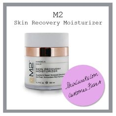 "SkinCareRx.com Customer Favorites-M2 Skin Recovery Moisturizer  SkinCareRx customer Laura said "" I really do love this stuff. I've tried so many other moisturizers and I always come back to this one. I have acne, melasma, acne scarring and fine lines. Nothing soothes my stressed out face like this!"""
