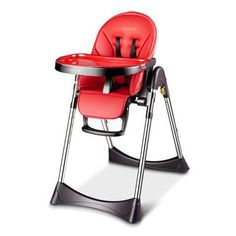Buy 3 IN 1 NUOVO DELUXE HIGH CHAIR - Pinkfor R2,399.00