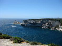 Lighthouse La Madonetta, Bonifacio, Corsica
