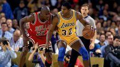 ☆KAB SPORT: Les Lakers misent sur Magic Johnson nommé présid...