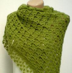 fashion knitting shawls