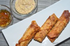 Recipe: Boudin Egg Rolls Had them at a restaurant and they are YUMMMMM Creole Recipes, Cajun Recipes, Seafood Recipes, Appetizer Recipes, Snack Recipes, Cooking Recipes, Appetizers, Crawfish Recipes, Seafood Boil