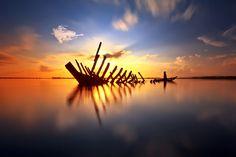 Bone of Boat by Made Suwita on 500px