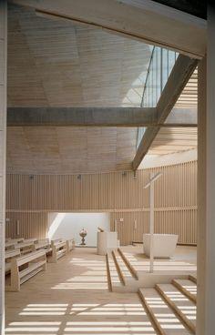 sandro pittini · Nuova Aula Liturgica