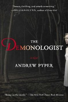 Spooky October 2015 book club book!  The Demonologist: A Novel - Kindle edition by Andrew Pyper. Literature & Fiction Kindle eBooks @ AmazonSmile.