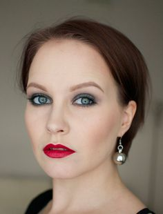 Party make-up, Viilankantolupa blog