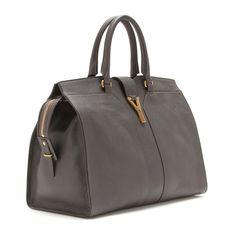 ysl handbags | Yves Saint Laurent – CABAS CHYC LARGE EAST/WEST LEATHER BAG | Women ...
