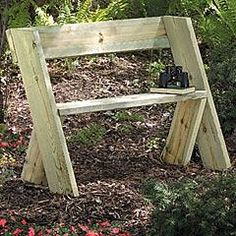 DIY Simple Garden Bench DIY Home DIY Crafts