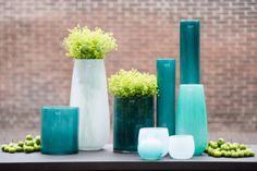 Cylindr - Vase Robert - Tall cylinder - Pots - Set Vases