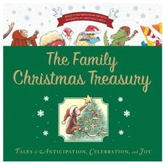 Family Christmas Treasury (Book+CD) ($11.37)