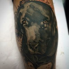 Photo by Sandro Stagnitta Tattoo(sandrostagnitta): #dog #ink #littlestartattoo #napoli... | iPhoneogram