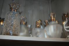 White and Crystal Lampe Berger Catalysers