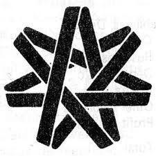 Image result for aaron draplin star