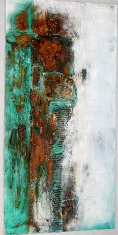 """Exceptional """"modern abstract art painting"""" information is offered on our site. Take a look and you wont be sorry you did. Abstract Nature, Abstract Wall Art, Abstract Landscape, Modern Art, Contemporary Art, Encaustic Art, Texture Art, Medium Art, Abstract Expressionism"""