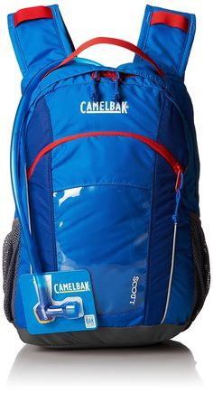 CamelBak Kid's 2016 Scout Hydration Pack ** Find out more about the great product at the image link.