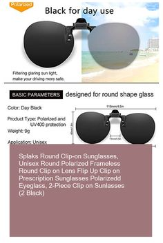 405a8bb688 24 Best Clip on sunglasses images