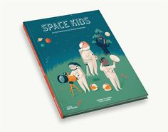 An Introduction for Young Explorers is designed to inspire awe at the great big universe around us. Covering topics such as stars, planets, moons, alongside the basics of gravity and even how astronauts are able to eat and sleep in space; each page takes us through the complexities of the universe with a fresh and original style. This is a space book that not only teaches young explorers about what is out there but also serves as reminder about just how special we are here on planet Earth.