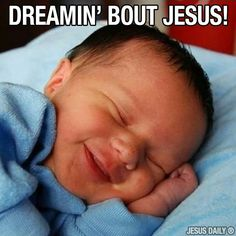 DREAMING ABOUT JESUS