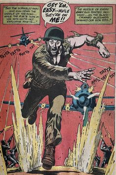 War Comics, Comic Books, Cover, Art, Art Background, Kunst, Cartoons, Performing Arts, Comics