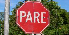 ¿Por qué los letreros de Stop tienen ocho lados?