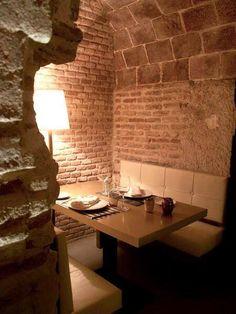 Bodega de los Secretos. Restaurante clandestino en Madrid