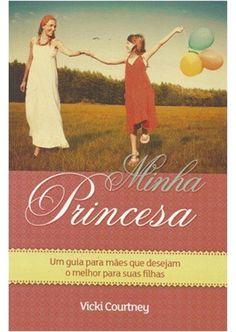 Livro Minha Princesa