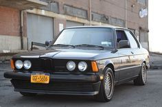 1982 BMW 323i Coupe For Sale