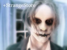 Another satisfied customer leaving Paul Stickland's +StrangeStore. Geek Gifts, Cat Gifts, Weird Gifts, Strange Gifts, Cool Face Paint, Funny Owls, Robots For Kids, Best Face Products, Little Dogs