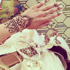 How to Do Henna Tattoos at Home