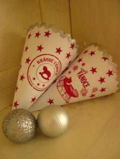 Christmas cornets Christmas, Navidad, Weihnachten, Yule, Christmas Movies, Xmas, Noel, Natale, Kerst