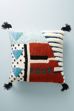 Shop the Embellished Shape Study Pillow and more Anthropologie at Anthropologie today. Read customer reviews, discover product details and more.
