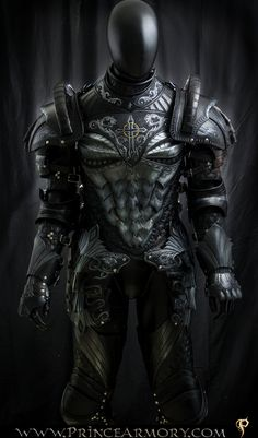 Dragon Crusader Cuirass/Upper Body by Azmal on deviantART