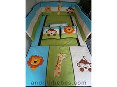 Selva babies colores. Fabricamos a la medida de tus sueños. www.andrithbebes.com Cali - Colombia