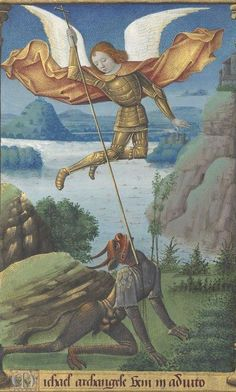 Book of Hours, Rome. 15th century
