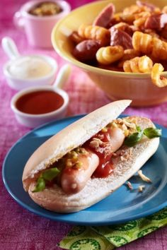 Hot Dog Buns, Hot Dogs, Aioli, Tacos, Mexican, Bread, Ethnic Recipes, Food, Brot