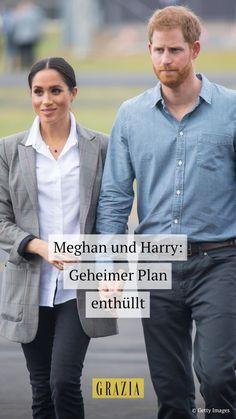 Harry und Meghan haben sich ein Leben in den USA aufgebaut. Ihre Prominenz könnten sie dort bald nutzen, um im TV Werbung zu machen. #grazia #grazia_magazin #harrymeghan #harry #prinzharry #meghan #meghanmarkle #royals