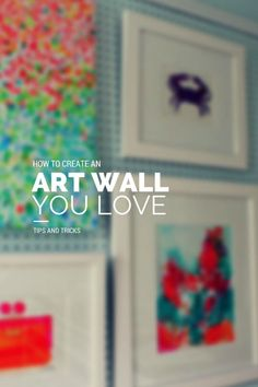Gallery Art Wall How