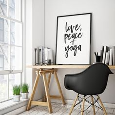 Love, Peace and Yoga Print. Fill your space with positive vibrations with this typographic print. The perfect accessory to stay inspired.  • Decorate your space in minutes! • Three print sizes included. • Download, Print and Frame. • Convenient and affordable.  ▬▬▬▬▬▬▬▬▬▬▬▬▬▬▬▬▬▬▬▬▬▬▬▬▬▬▬▬▬▬▬▬▬▬▬▬  [ BUY MORE AND SAVE ] • Buy more and save! Buy 2 get 1 free. Use code at checkout. See shop page for code.  ▬▬▬▬▬▬▬▬▬▬▬▬▬▬▬▬▬▬▬▬▬▬▬▬▬▬▬▬▬▬▬▬▬▬▬▬  [ IMPORTANT - READ BEFORE PURCHASING ] • This…