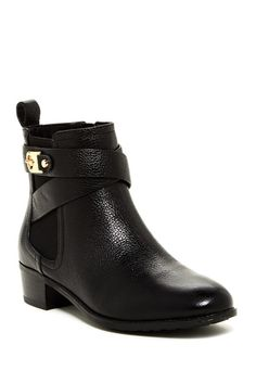 Shandy Leather Bootie
