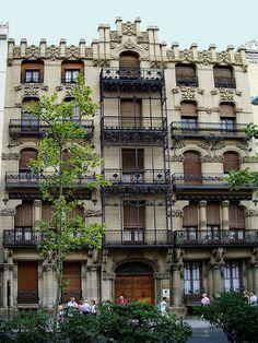 Casa Juncosa, Zaragoza, España.