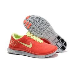 Nike free 4.0 V2 Hot pink and lime green Nike free 4.0 V2. Size 8.5. Love these shoes but they don't fit me anymore. The bottoms are dirty and there are signs of wear but overall the shoes are in good condition. Nike Shoes Sneakers
