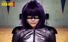 KICKASS RedBand Trailer and Poster Featuring HitGirl Collider