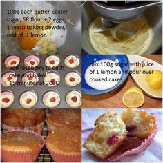 raspberry buns adapted from Mary Berry Quick & Easy Cakes #raspberrybun