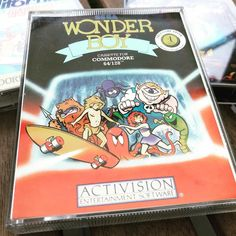 #WonderBoy #Sega für #Commodore64 #C64 #Datasette #CIB #CIBSunday #Activision #Nostalgie #Nostalgia #Retro #RetroGamer #RetroGaming #retromaniac #nescommando #Dortmund