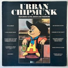 Buy online, view images and see past prices for John Travolta Autographed Urban Chipmunk Album. Invaluable is the world's largest marketplace for art, antiques, and collectibles. Lp Vinyl, Vinyl Records, Coward Of The County, 1980's Movies, Rock Radio, Alvin And The Chipmunks, Metal Albums, On The Road Again, Steve Perry