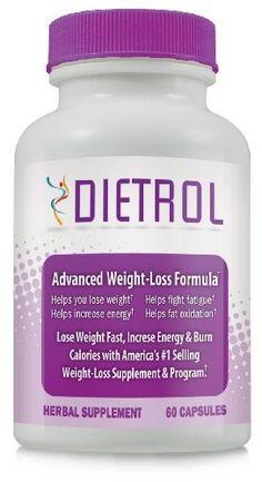 Dietrol - Acai Berry Weight Loss Supplement - Diet Pill to Burn Belly Fat with Green Tea - 3 Bottles $99.95 pinterestboards