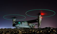 V-22 Osprey refueling   Photo by Chief Petty Officer Joe Kane (U.S. Navy)