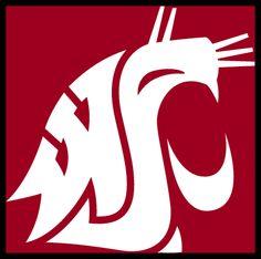 WSU Logo Clip Art   Home > Logos > Washington State Cougars
