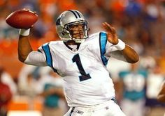 Cam Newton. ROOKIE OF THE YEAR!!!!!